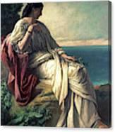 Iphigenia Canvas Print