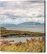 Irish Coastline Canvas Print