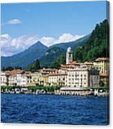 Italy, Lombardy, Bellagio Canvas Print
