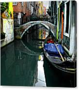 Italy, Venice Canvas Print