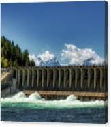 Jackson Lake Dam - Wyoming