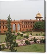 Jaigarh Fort, Amer, Jaipur, Rajasthan Canvas Print