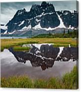 Jasper National Park, Alberta, Canada Canvas Print