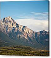 Jasper Valley Canvas Print