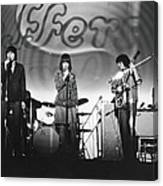 Jefferson Airplane At The Fillmore East Canvas Print