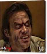 Jim Carrey Canvas Print