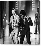 Johnny Carsonjames Brown Canvas Print