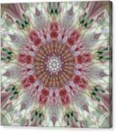 Kaleidoscope Valentine  Canvas Print