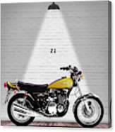 Kawasaki Z1 Canvas Print