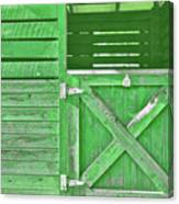 Kelly Stable Canvas Print