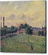 Kew Gardens, 1892 01 Canvas Print