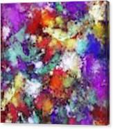Kinetic Canvas Print