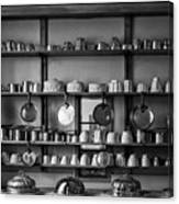 Kitchen Accessories, Saffron Walden Canvas Print