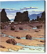 Kushimoto Hashiguiiwa - Digital Remastered Edition Canvas Print