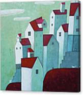 La Mattina Presto Canvas Print