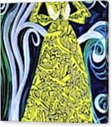 Lady Lou Canvas Print