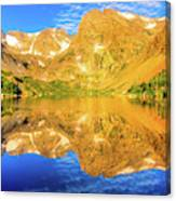 Lake Isabelle, Revisited Canvas Print