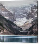 Lake Louise No 1 Canvas Print