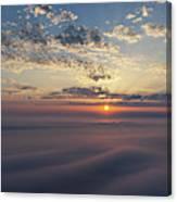 Lake Michigan Overlook 15 Canvas Print