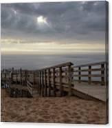 Lake Michigan Overlook 6 Canvas Print