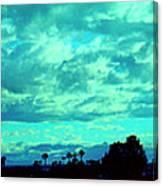 Lake Pleasant Az 055a Canvas Print
