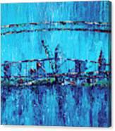Lake View Cleveland Canvas Print