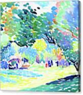 Landscape - Digital Remastered Edition Canvas Print