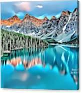 Landscapes 31 Canvas Print