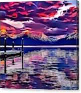 Landscapes 37 Canvas Print