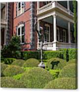 Large 19th Century House And Gardens Photograph By Joseph De Sciose