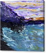 Lava Cove Canvas Print