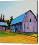 Lee Farm Canvas Print