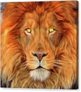 Leo 2a Canvas Print