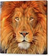 Leo 2b Canvas Print