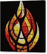 Lighting The Way - Wayland Kaltwasser Flame Canvas Print