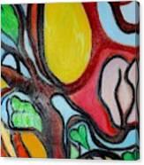 Limbs Canvas Print