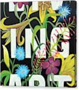 Living Art Canvas Print
