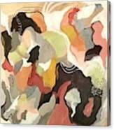 Living In Harmony Canvas Print