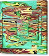 Living Room Jazz Canvas Print