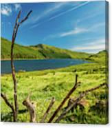 Loch Eynort, Isle Of Skye Canvas Print