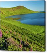 Loch Mor, Glendale, Skye Canvas Print