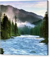 Lochsa River Canvas Print