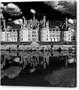 Loire Castle, Chateau De Chambord Canvas Print
