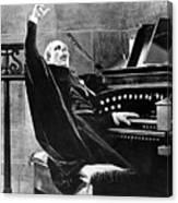Lon Chaney As The Phantom Of The Opera Canvas Print