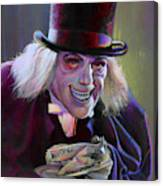Lon Chaney In London After Midnight Canvas Print
