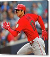 Los Angeles Angels Of Anaheim V New Canvas Print