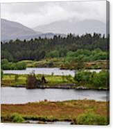 Lough Cloonee  Canvas Print