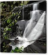 Lumsdale Falls 10.0  Canvas Print