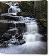 Lumsdale Falls 11.0 Canvas Print