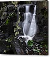 Lumsdale Falls 12.0 Canvas Print